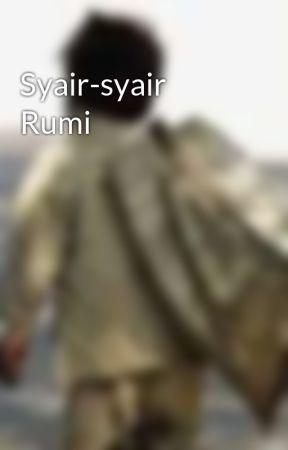 Syair Syair Rumi Halaman 10 Wattpad
