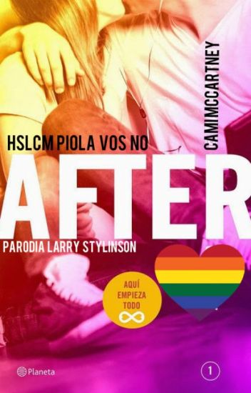 AFTER (parodia Larry Stylinson)