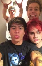 What We Are (5SOS interracial preferences & Imagines) by NeonLightsArePretty
