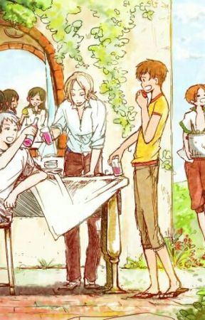 Hetalia X Reader {one shots} - America X France X England X