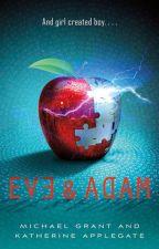Eve & Adam by BrineedsChocolate