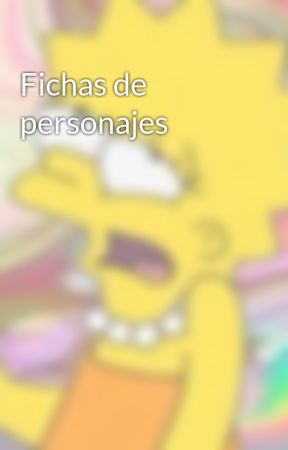 Fichas de personajes by TeamNegras