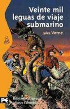 Veinte mil leguas de viaje submarino Julio Verne by HugoRockmandoScreami