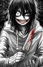 Jeff The Killer X Reader by LukaMegurine541