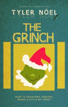 Mr. Grinch by Libertea_