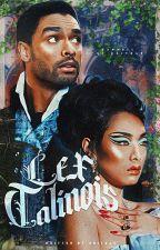 LEX TALINOIS  ━  graphics. by deiteas