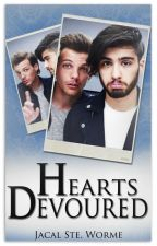 Hearts Devoured • LT&ZM by jacalsainteworme