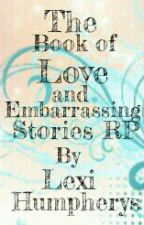 The Touchy-Feely Book of Love and Embarrassing Stories by SuperSoccerTris_360