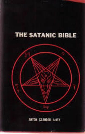 Satanic Bible By Anton Lavay Howoriginalami Wattpad