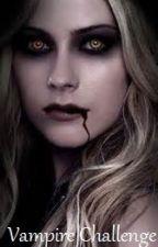 Vampire Challenge by Hippiechen