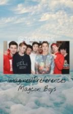 Imagines/Preferences Magcon. by Jacksides