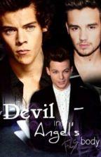 Devil in Angel's Body [CZ Larry Stylinson, BDSM] - Book 1 by tom-mo
