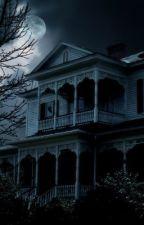 The haunted house by tayaxnxo