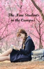 The new students in the campus by LMdaydreamer
