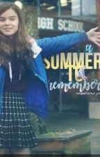 A Summer to Remember (Grant Gustin) EDITING by isabellelauryn