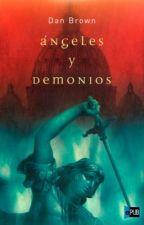 Angeles y Demonios - Dan Brown by fede0606