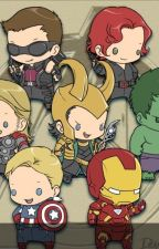 The avengers can text! (And so can Loki thank you very much) by LocallyOwned