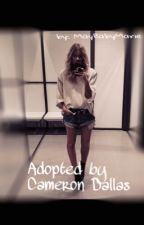 Adopted by Cameron Dallas by johnsonsbabey