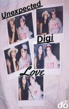 Unexpected Digi Love | samdrea (Sam Wilkinson + Andrea Russett) by sxlivigant
