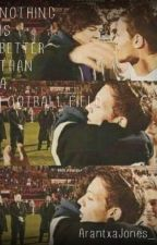 NOTHING IS BETTER THAN A FOOTBALL FIELD - LARRY STYLINSON by TwoFingers