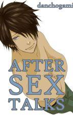 After Sex Talks (Kuroko no Basuke x Reader) by danchogami