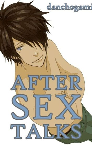 After Sex Talks (Kuroko no Basuke x Reader)