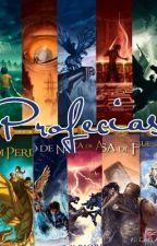 As Profecias de Percy Jackson by MsAZZON
