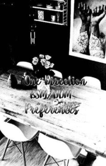 One direction BSM DDM preferences
