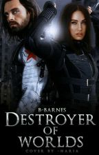 DESTROYER OF WORLDS ✪ Winter Soldier [1]  by b-barnes