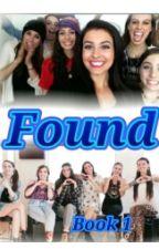 Found (Book 1) by simplyinspiration44