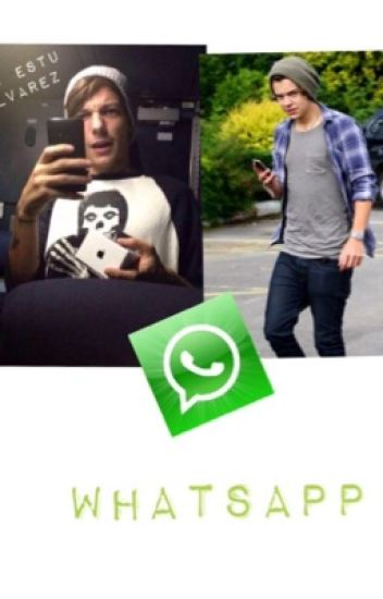 Whatsapp [Larry Stylinson]
