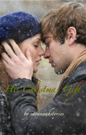 His Christmas Gift by savannahstories