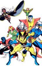 X-men: Oneshots #2 by Jayd_Nicole