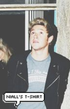 Niall's T-Shirt-Larry One Shot by LarryftL0ve