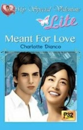 Meant For Love by mydearwriter