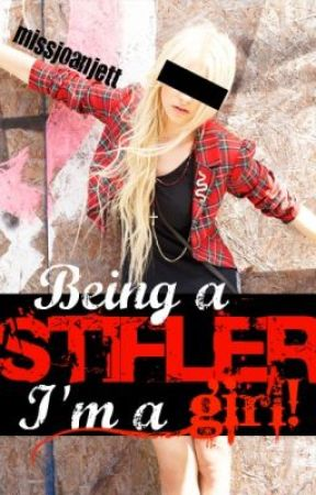 Being a Stifler...I'm a girl! (American Pie FanFic) (ON HOLD) by missjoanjett