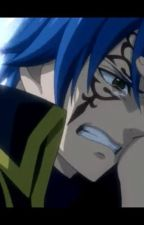 Jellal x OC [AU] Give Me a Sign by adorkable_emerson