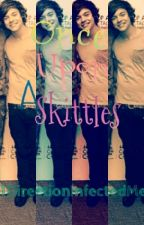 Once Upon A Skittles (Harry Styles) by onedirectshuun
