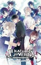 Diabolik Lovers~More Blood and Dark Fate~ by pancakegotico
