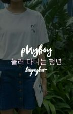 [C]  PLAYBOY | Chanyeol by -taeyongbae