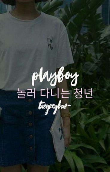 [C]  PLAYBOY | Chanyeol