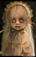 Lulu the haunted doll by nancyvandermeer