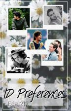 1D Preferences (complete) by Eda1212_
