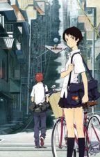 Genom tiden by MangaSushi