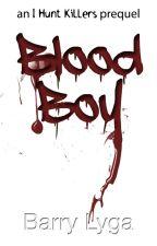 Blood Boy by barrylyga