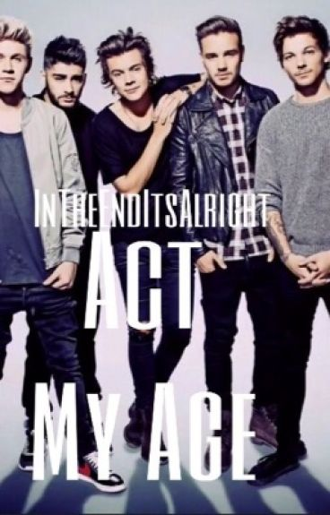 Act My Age - One Direction Age Play