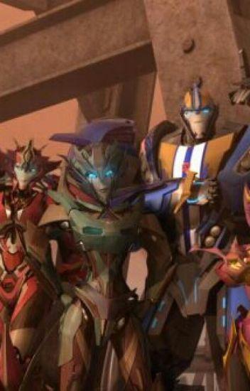 Airborne - A Transformers Prime fanfiction - Miku_2_Ender