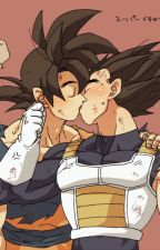 I love you (Goku x Vegeta Yaoi) by DiabolikPrince