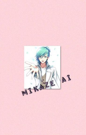 Mikaze Ai x Reader