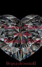 Saviona Missten and the Diamond Heart by purplebooks11